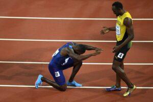 Saber perder. Usain Bolt