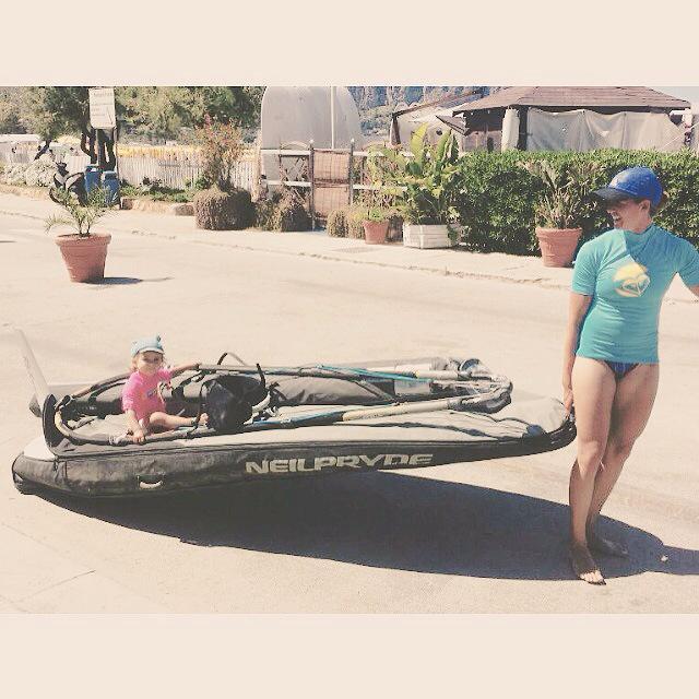 Mujer, maternidad y deporte