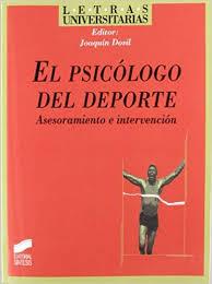 libros sobre psicología del deporte