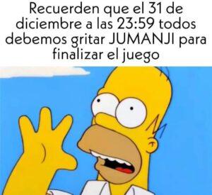 2020 Jumanji